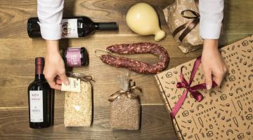 I cesti natalizi di Sapori di Sardegna