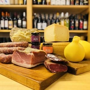 box salumi e formaggi extra
